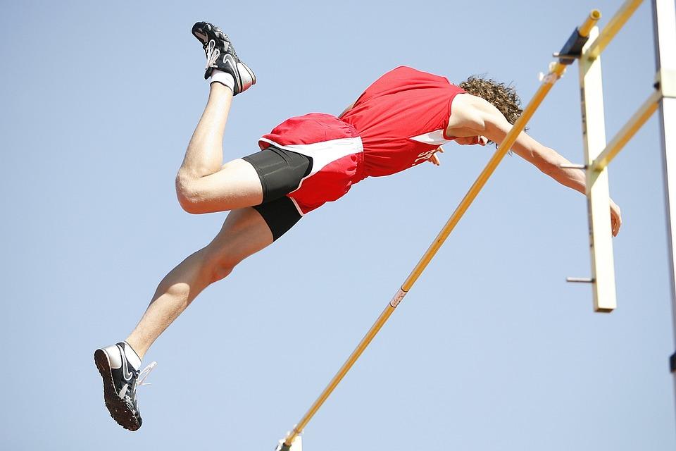 棒高跳び選手, 運動選手, 極, ヴォールト, 男, 競争, スポーツ, 男性, 高, バー, ジャンプ