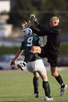 Soccer, Goalie, Save, Football, Player