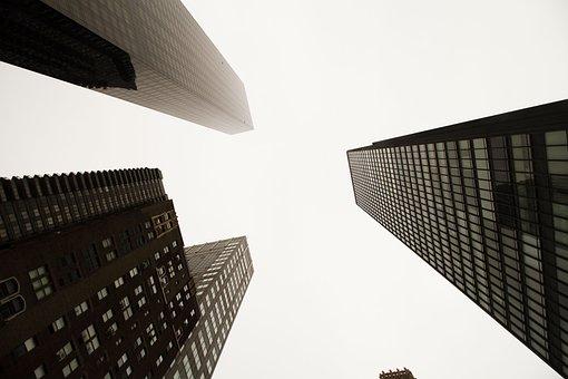 New York Skyline Landscape New York S