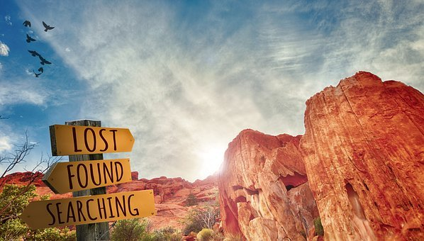 Lost, Found, Lost And Found, Searching