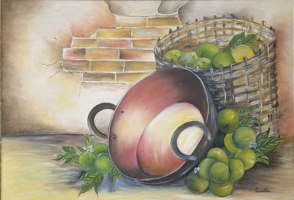 Marco Grabado Pintura De Aceite · Imagen gratis en Pixabay