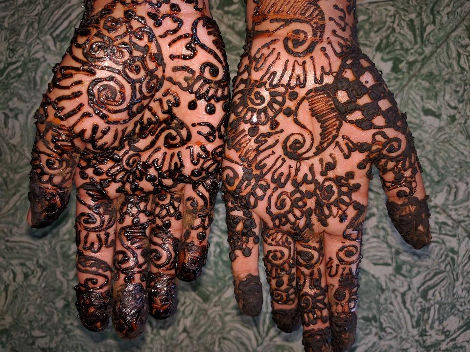 Mehndi Free Hand : Mehndi designs hand · free photo on pixabay