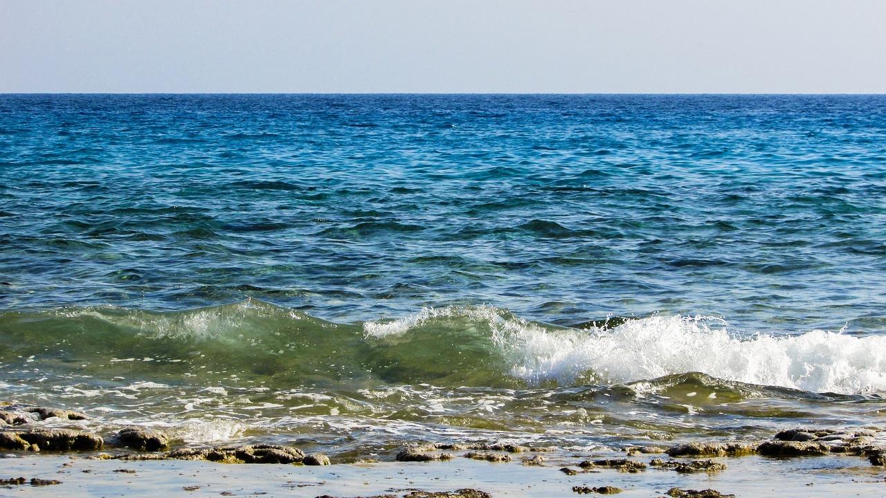 фото море пляж черное море жил был