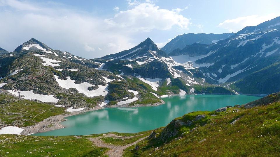 Free Photo Lake Bergsee Nature Landscape Free Image