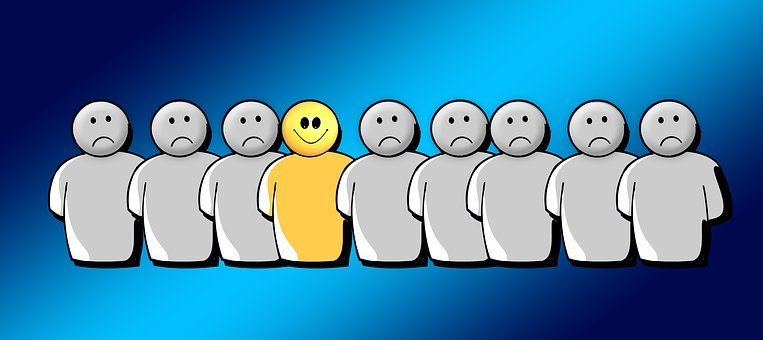 Smilies, Emoticons, Unique, Be different, Who Do You Want to Be