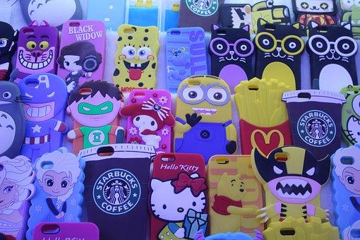 custom Plastic phone case