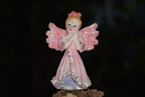 Angel, Angel Doll, Angel With Wings
