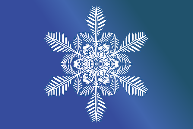 Free vector graphic: Snow Flake, Crystal, Snow, Winter