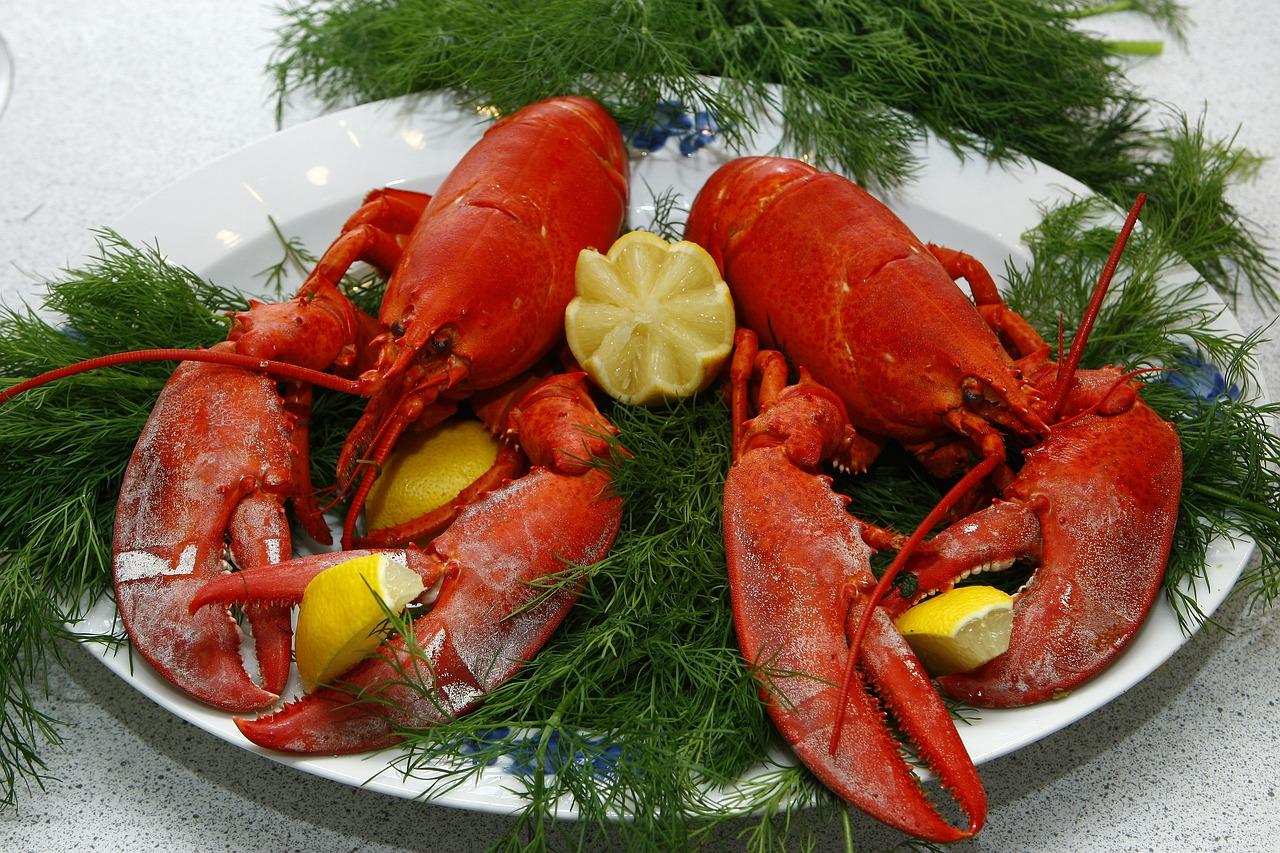 Как готовить лобстеров и омаров Выбираем и готовим омаров Продукты 86