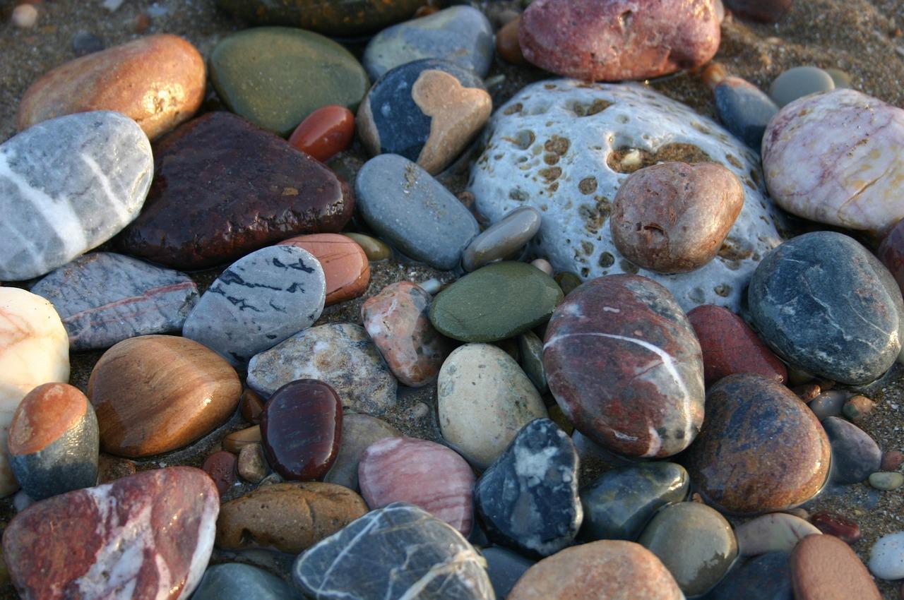 шестых морские камни фото и описание нас мечтают красивом