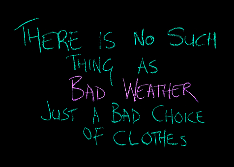 Weather, Clothes, Bad, Choice, Clothing