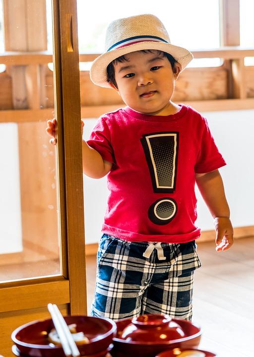 japansk dreng