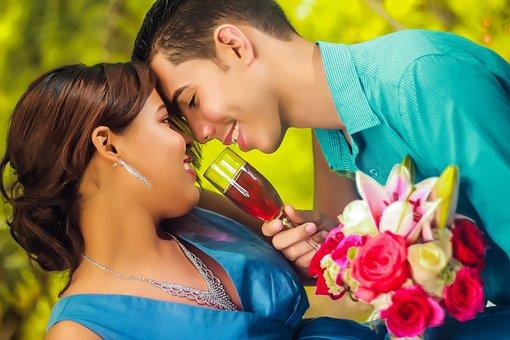 Kolonial dejting och äktenskap
