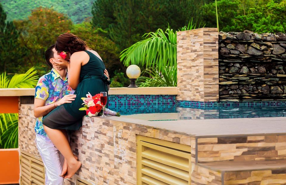 結婚式, 植民地ゾーン, サント ・ ドミンゴ, 愛, グルームズ, 結婚, コミットメント, ドミニカ共和国