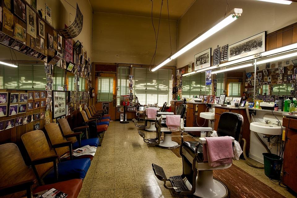 Barbershop, Barber, Salon, Haircut, Style, Cutting