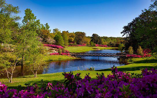 Bellingrathnão Jardins, Alabama