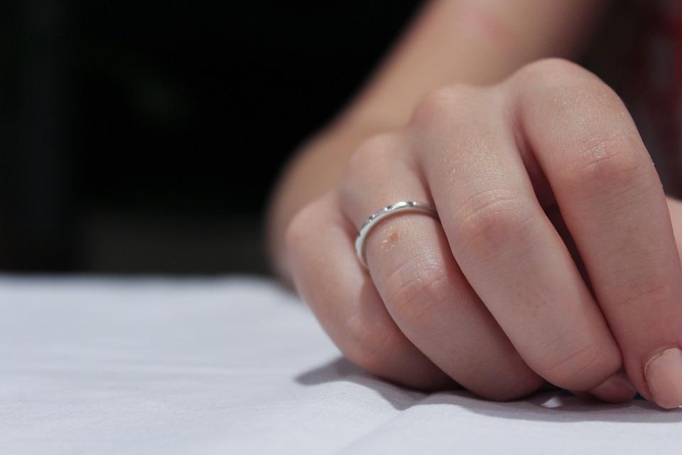 Hand Ring Love Free Photo On Pixabay