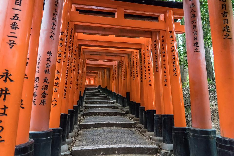 伏見稲荷大社 京都 日本 Pixabayの無料写真