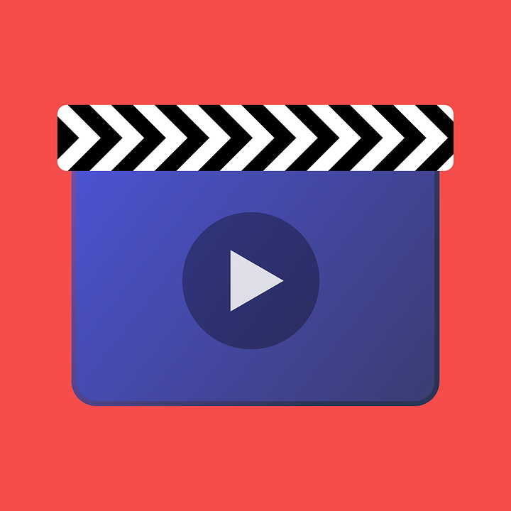 blue picture video