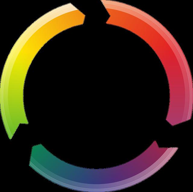 Free Illustration: Circle, Rainbow, Logo