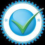 validation, positive, logo