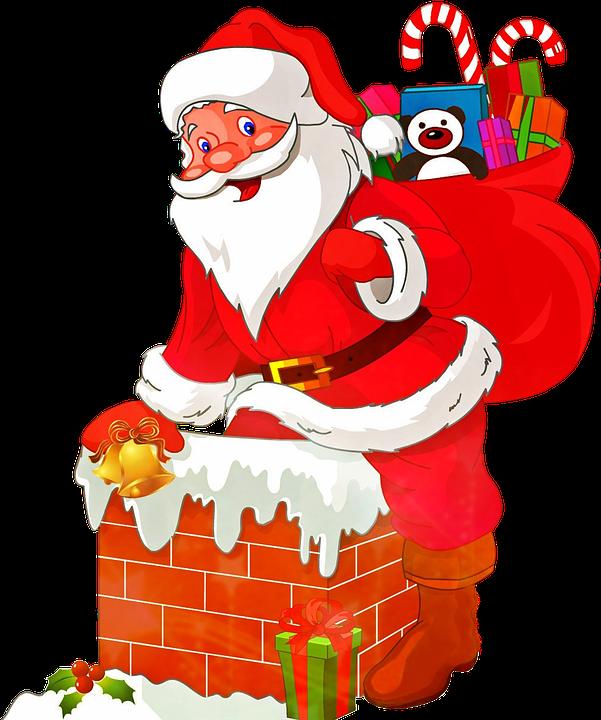 Weihnachtsmann weihnachten kostenloses bild auf pixabay for Xmas bilder kostenlos