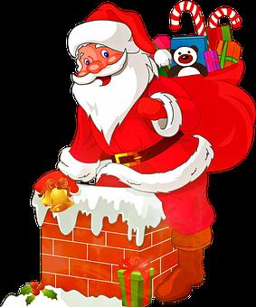 Santa Claus, Christmas, Nicholas