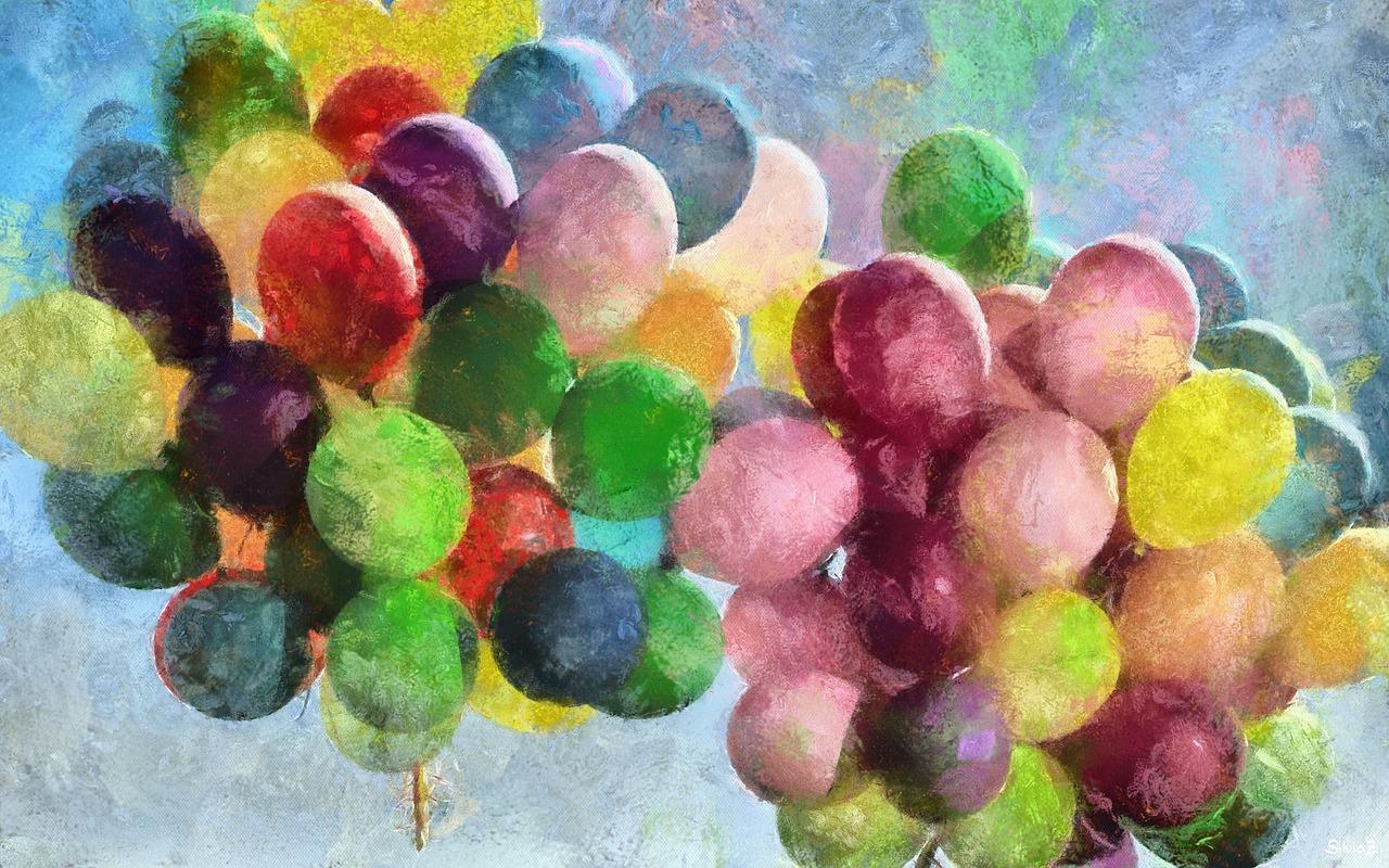 Balonlar Cizim Boyama Bos Pixabay De Ucretsiz Resim