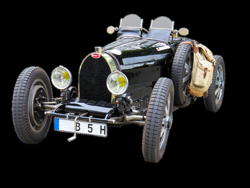 Race Car Png Hd: Oldtimer Automotive Bugatti · Free Photo On Pixabay