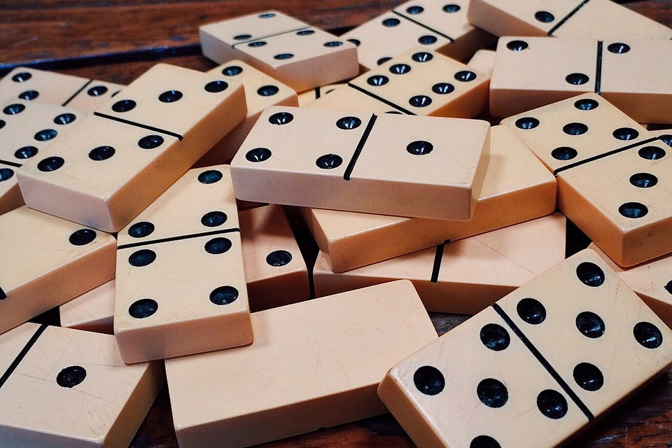 Dominoes Game Domino - Free photo on Pixabay