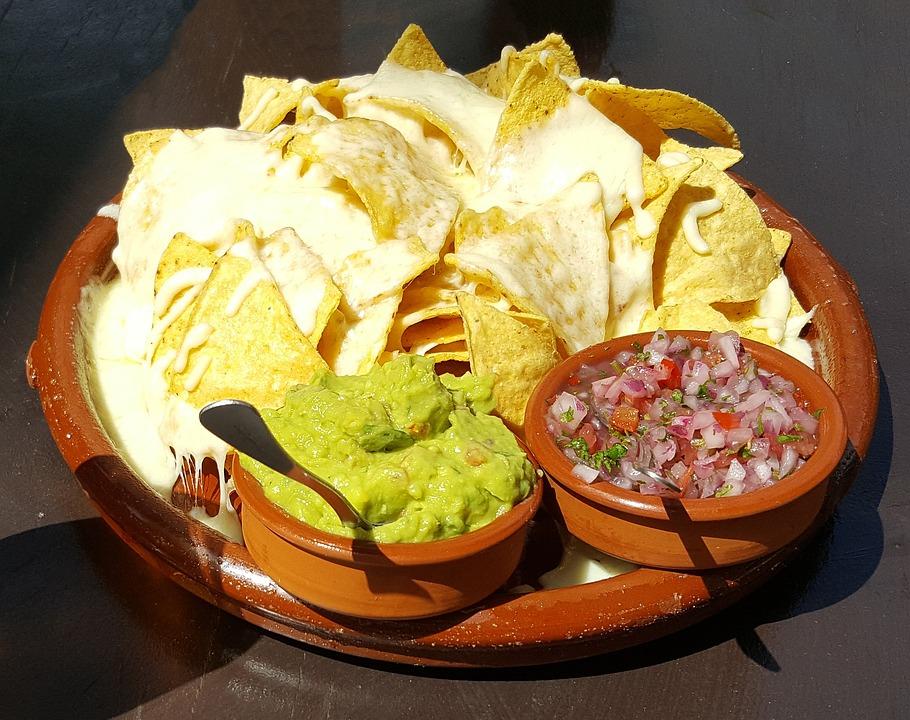 Guacamole, Chips, Dips, Dip, Ui, Cheese, Tapas, Mexican