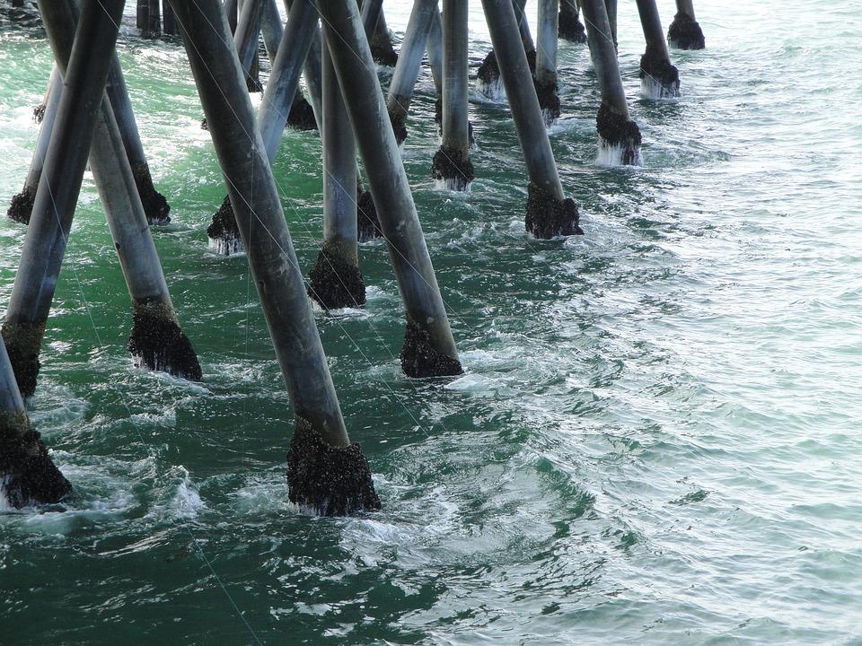 Beach, Harbor, Redondo Beach, Pier