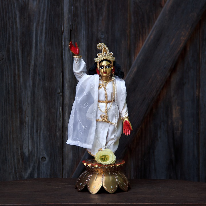 Krishna Murti God - Free photo on Pixabay