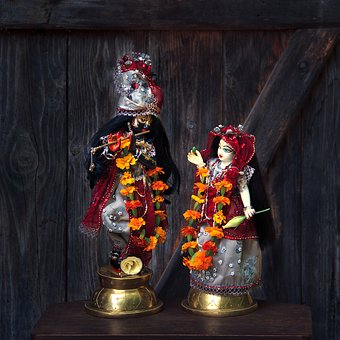 Krishna, Murti, God, Hindu, Indian
