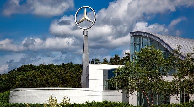Mercedes-Benz, Planta, Fábrica