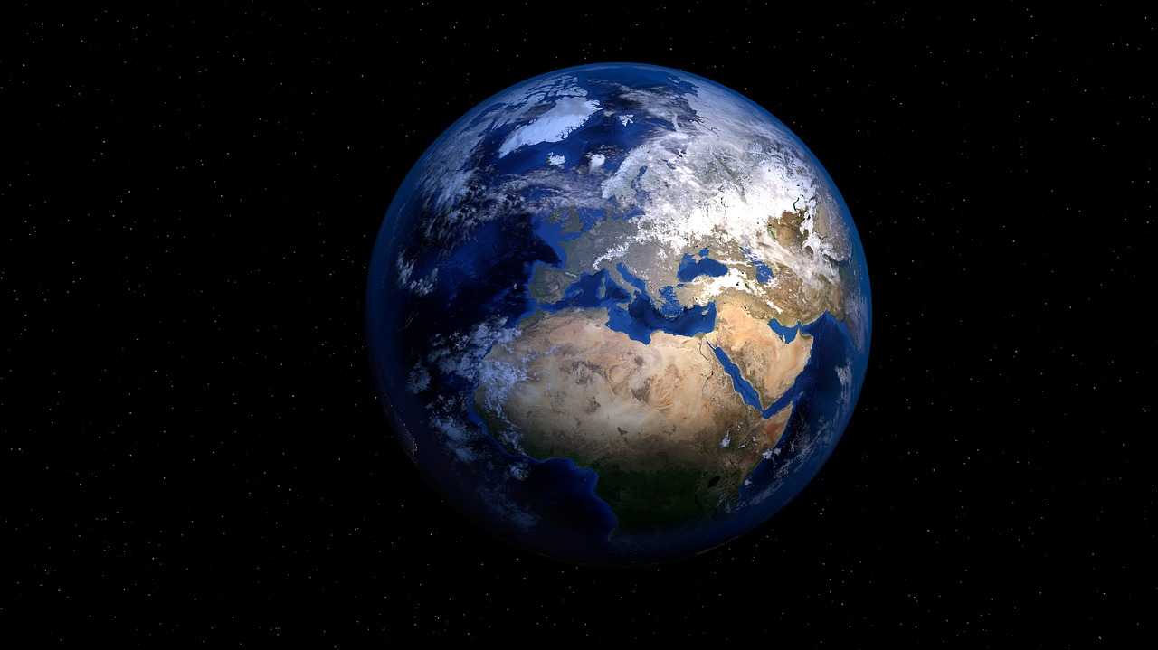 Earth Planet World - Free image on Pixabay