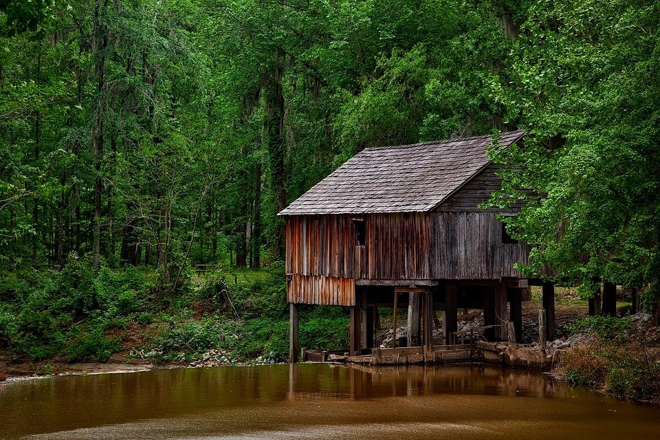 Free Photo Alabama Rikard 39 S Mill Structure Free Image