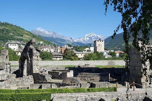 Qué ver qué hacer en Aosta