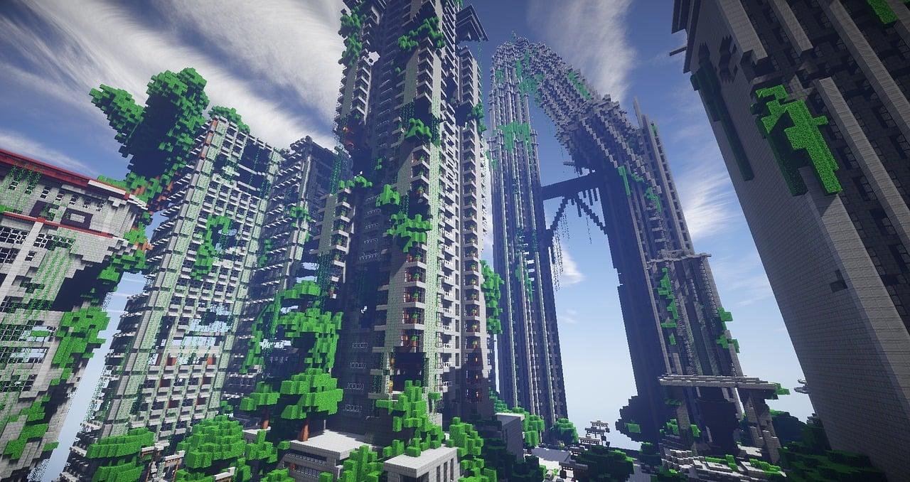 Minecraft Surival Pelit 2 Kartta Ilmainen Kuva Pixabayssa