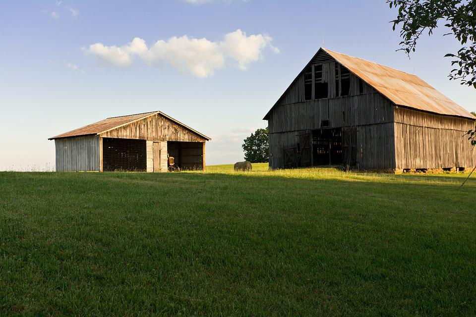 barn country farm free photo on pixabay