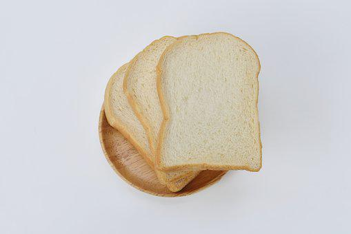 Bread, White, Food, Loaf, Fresh