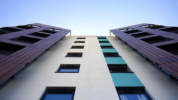 建物, ウィンドウ, アーキテクチャ, 近代的な, 企業, 市, 空, タワー
