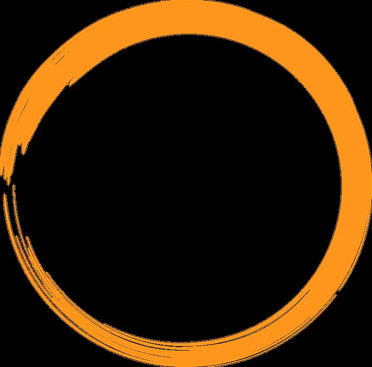 Orange Círculo Logotipo · Imagens grátis no Pixabay