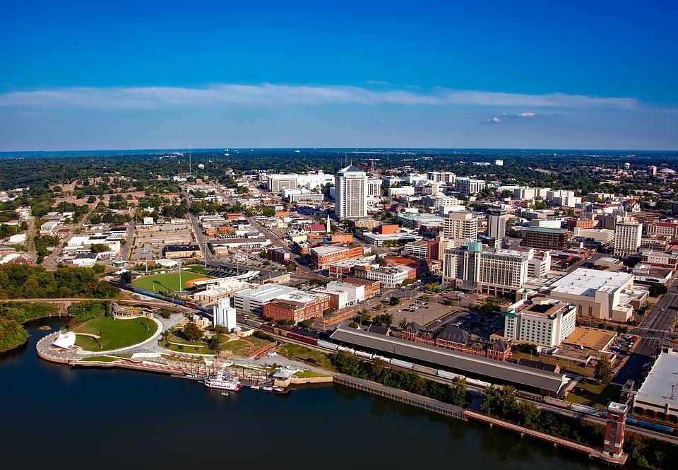 Montgomery Alabama City Free Photo On Pixabay