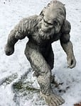 bigfoot, sasquatch, yeti
