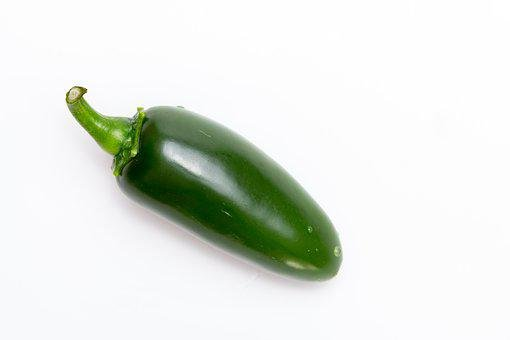 Jalapeno, Pepper, Spicy, Green