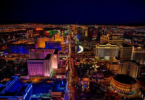 Las Vegas, Nevada, Cities, Urban