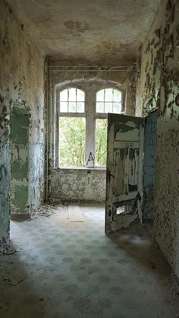 Free Photo Urbex Old Interior Old Room Free Image On