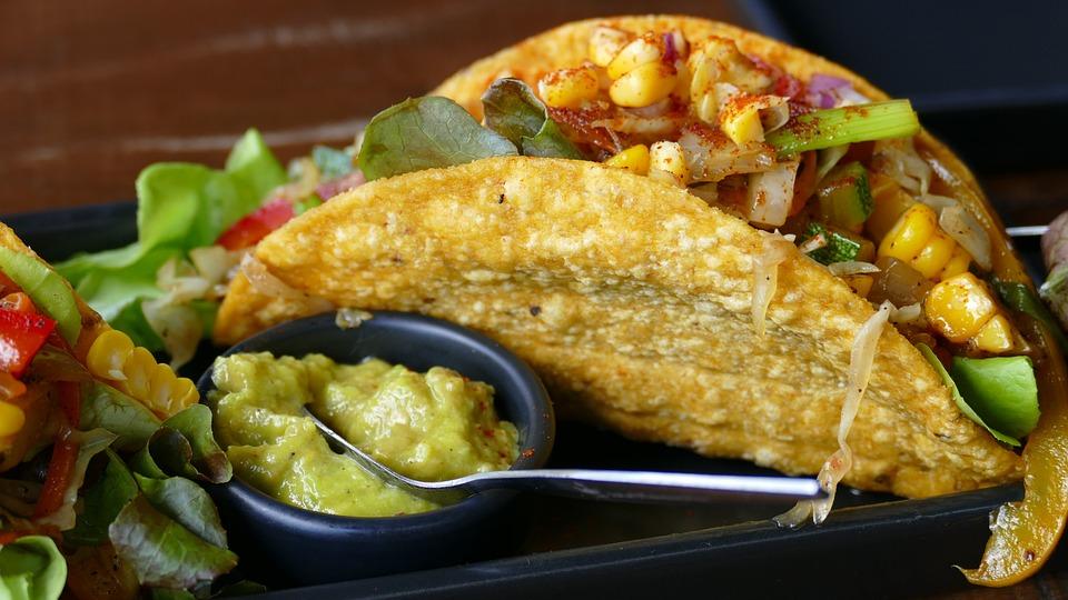 Vegan Indian Fry Bread Taco Recipe
