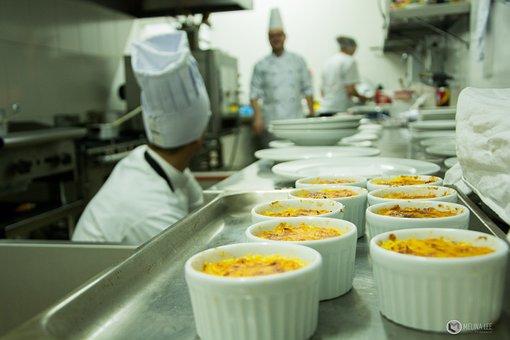 Żywności, Restauracja, Szef Kuchni, Głód